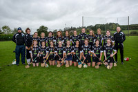Junior B Camogie Final Templeglantine v Granagh Ballingarry